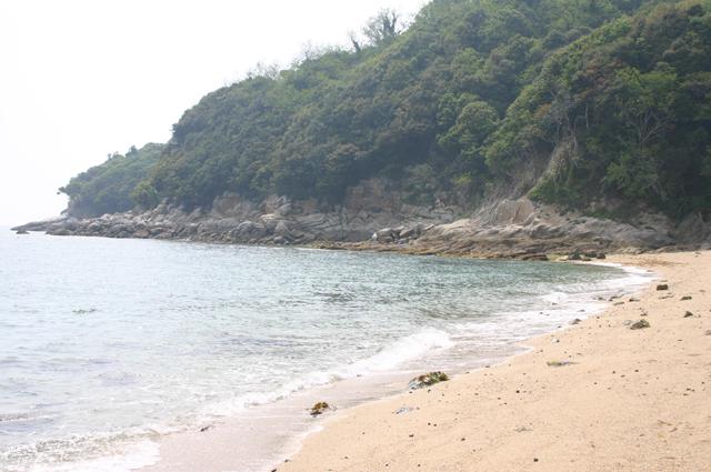 マナイタ浜